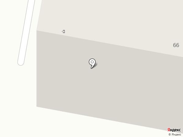 Ансоль на карте Темиртау