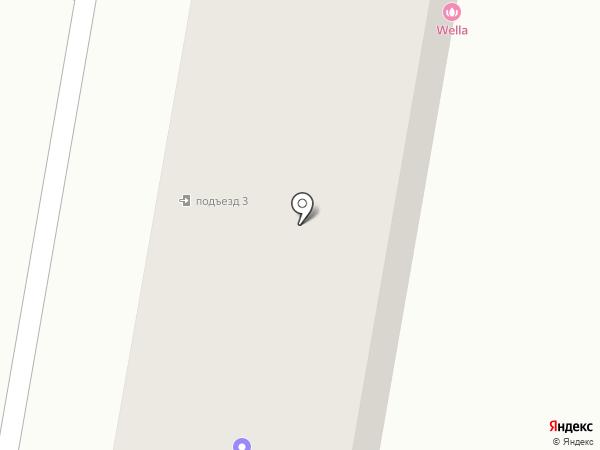 Wella на карте Темиртау