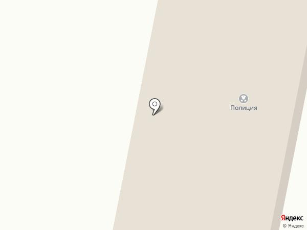 Восточный отдел полиции УВД г. Темиртау на карте Темиртау