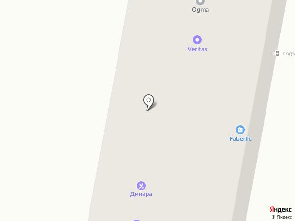 Faberlic на карте Темиртау