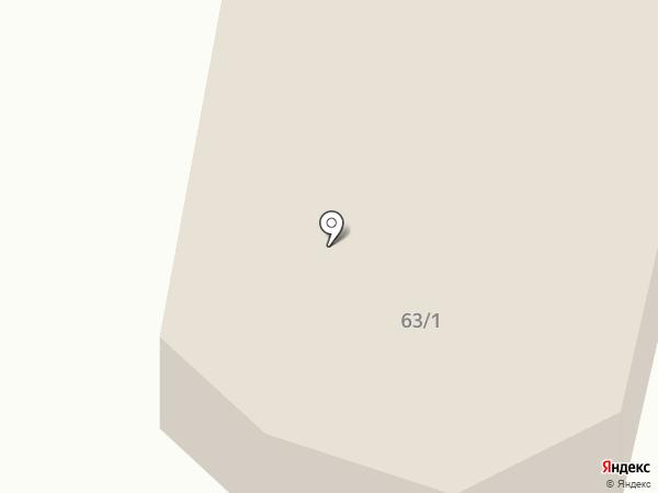Тери сарайы на карте Темиртау