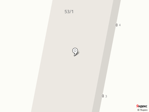 Олимп-Темиртау на карте Темиртау