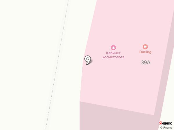 Darling на карте Темиртау