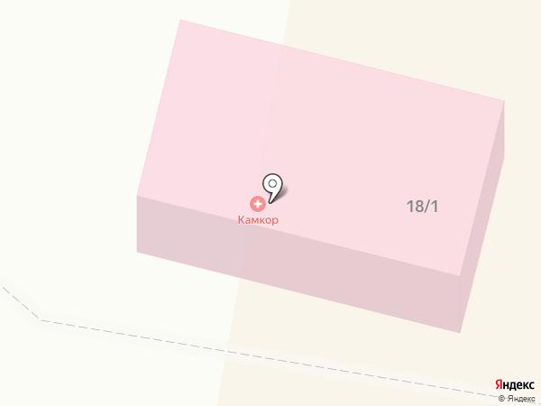 Новый взгляд на карте Темиртау