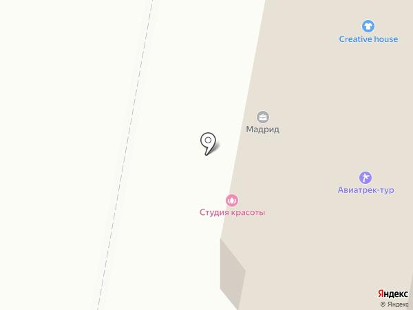 Строй ЗиС, ТОО на карте Темиртау
