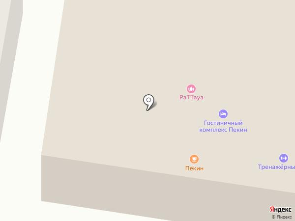 Пекин на карте Темиртау