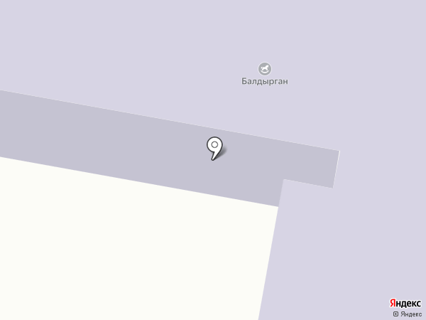 Детский сад №18 на карте Темиртау