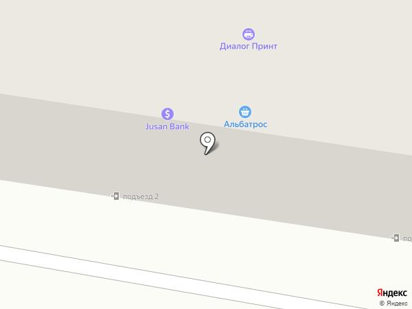 АСКО, АО на карте Темиртау