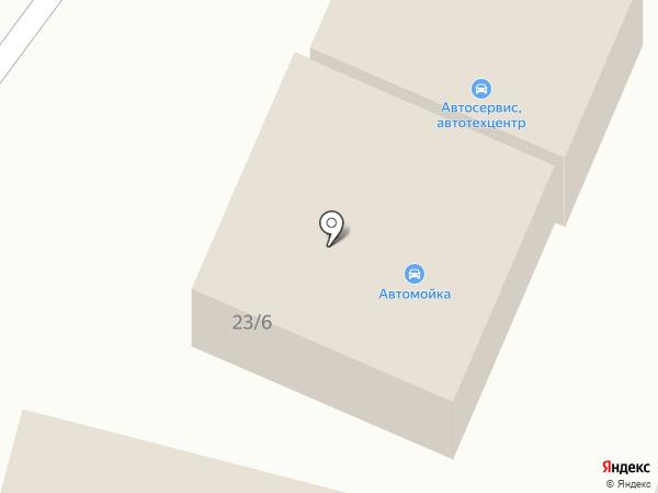 Тан на карте Темиртау