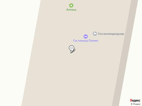 Дезинфекция, ТОО на карте Темиртау