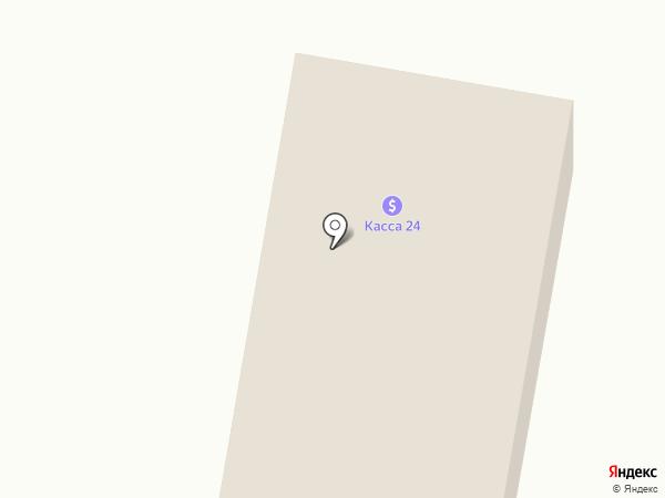 ЦЕСНАБАНК на карте Темиртау