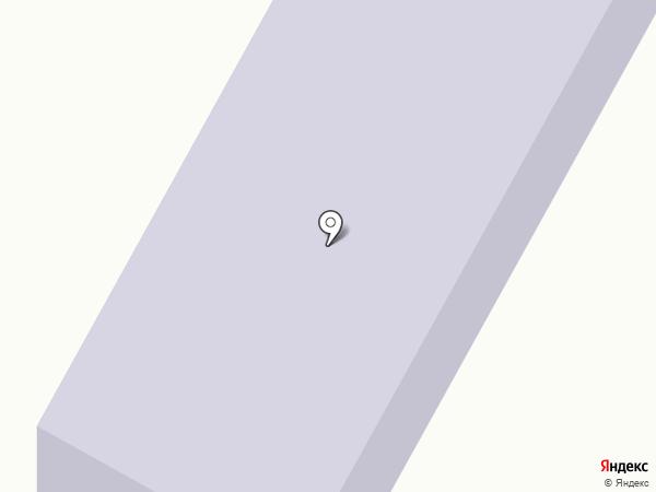 Средняя общеобразовательная школа №23 на карте Темиртау