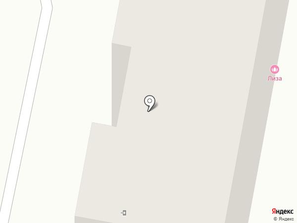 Лиза на карте Темиртау