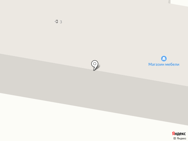 Новый дом на карте Темиртау