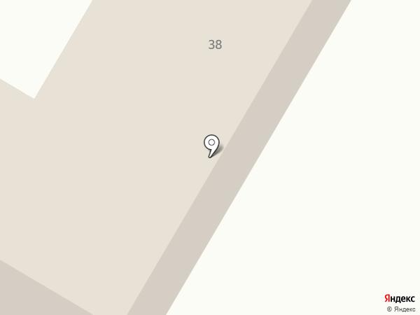 Пожарная часть №22 на карте Темиртау