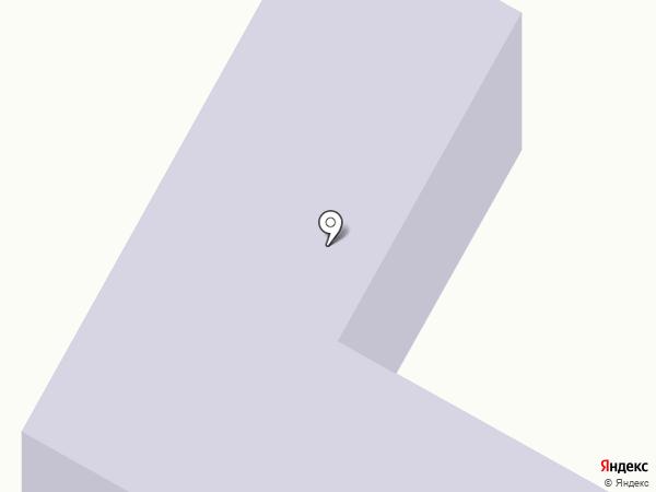 Средняя общеобразовательная школа №11 на карте Темиртау