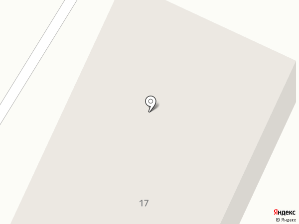 Мирас на карте Темиртау