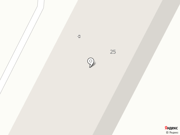 Кореяна на карте Темиртау
