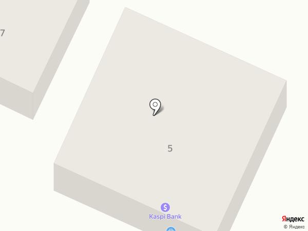 Светлый на карте Темиртау