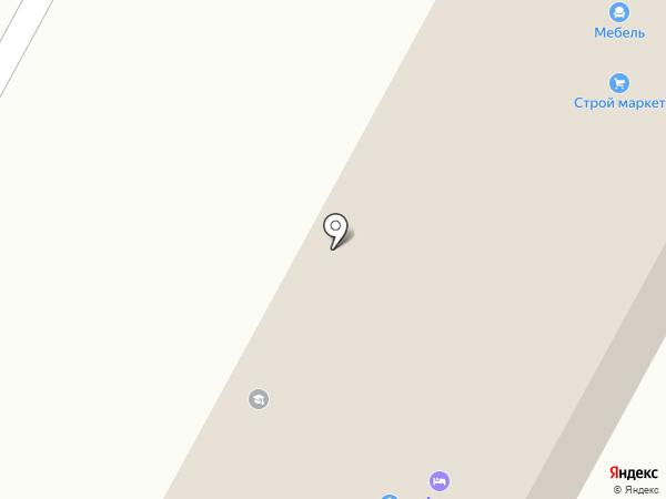 Yakuza на карте Темиртау