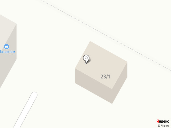 Beeline center на карте Темиртау