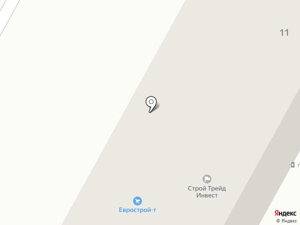 Городская служба такси на карте Темиртау