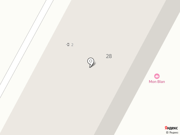Mon blan на карте Темиртау