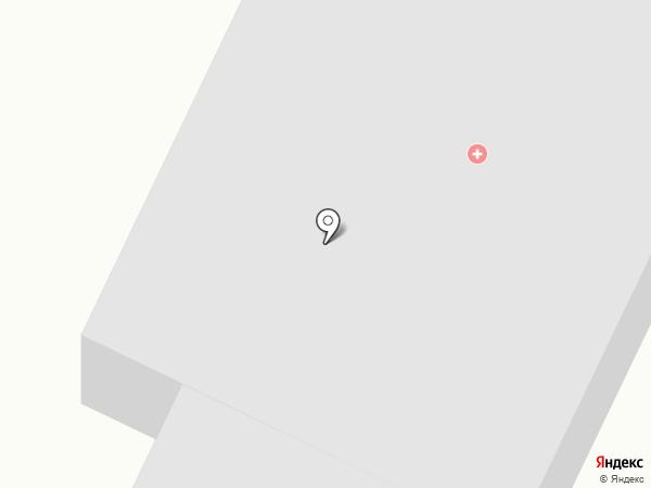 Скорая медицинская помощь на карте Темиртау