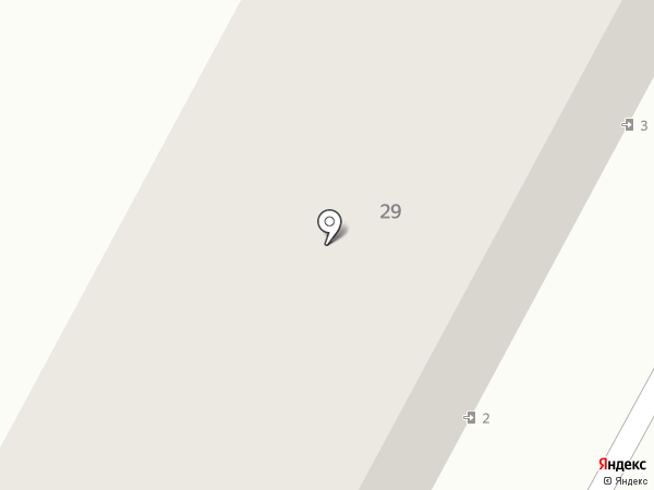 Мега Пласт на карте Темиртау