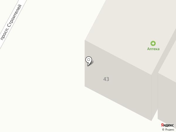Аян на карте Темиртау