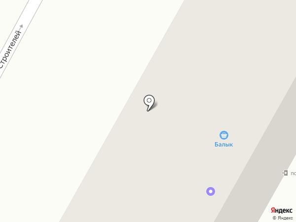 Курылыс-Руан, ТОО на карте Темиртау