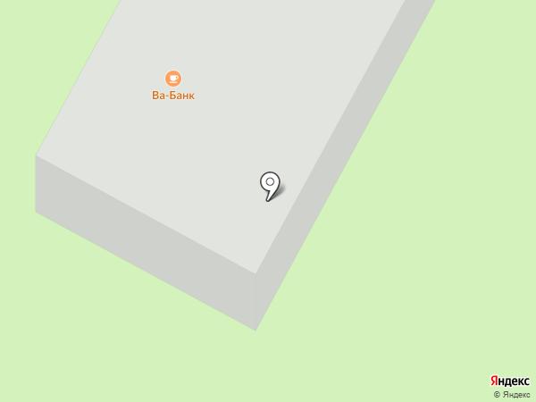 Ва банк на карте Темиртау