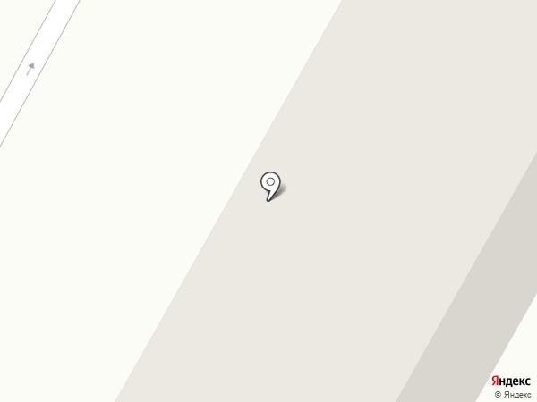 Балык на карте Темиртау