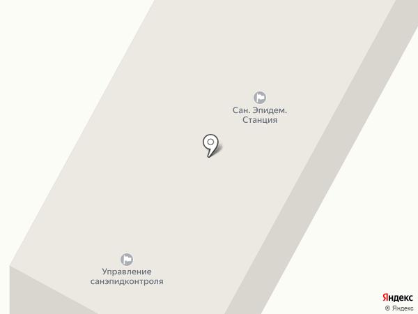 Управление по защите прав потребителей по г. Темиртау на карте Темиртау