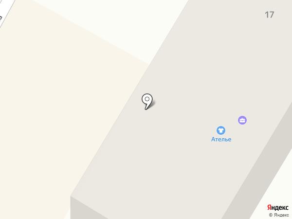 Союзстрой 111 на карте Темиртау