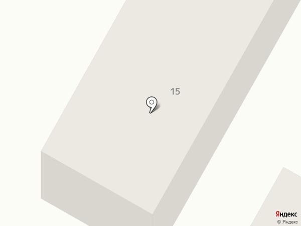 Адель на карте Темиртау