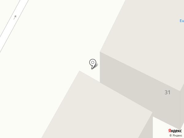 Магазин канцелярских товаров на карте Темиртау