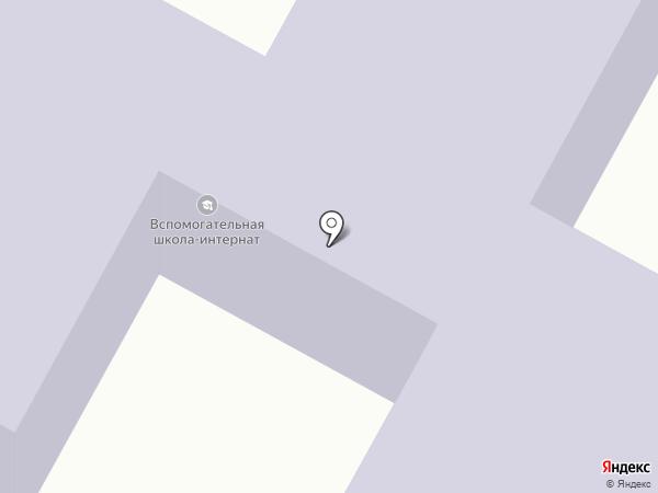 Центр адаптации несовершеннолетних Карагандинской области Управления образования Карагандинской области на карте Темиртау