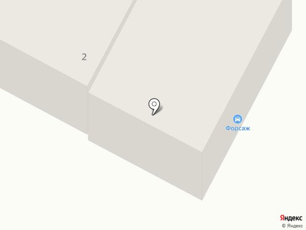 Форсаж на карте Темиртау