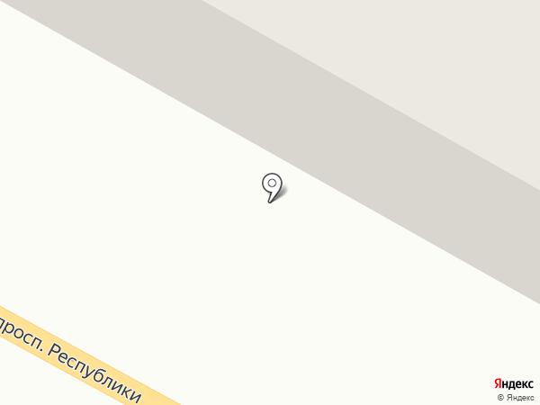Mr.Lombo, ТОО на карте Темиртау
