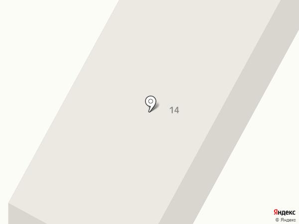 МеталлоСклад-к, ТОО на карте Темиртау