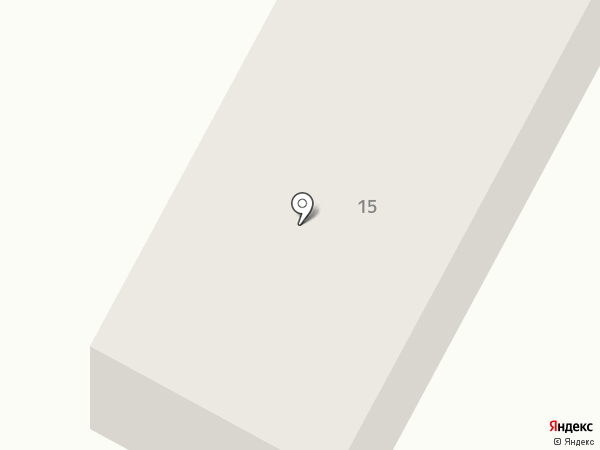 Детский сад №1 на карте Темиртау