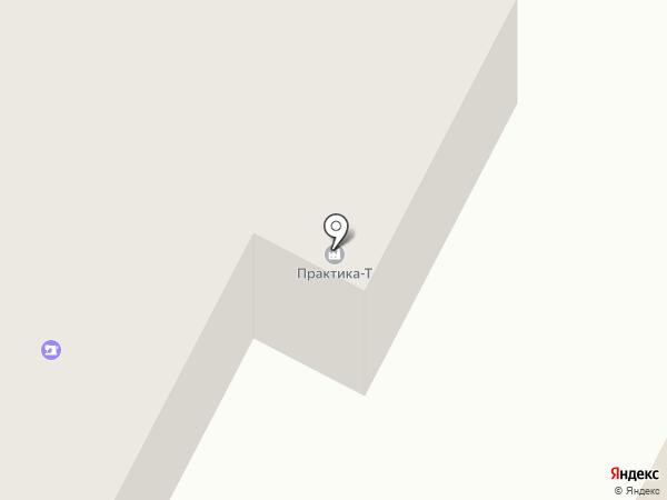Практика-Т, ТОО на карте Темиртау