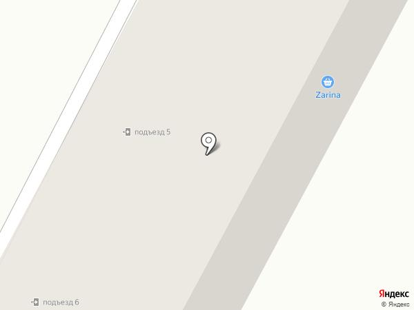 Зарина на карте Темиртау