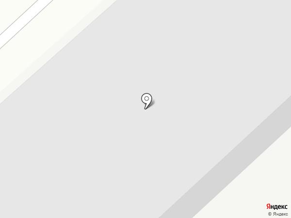 Оркен на карте Темиртау