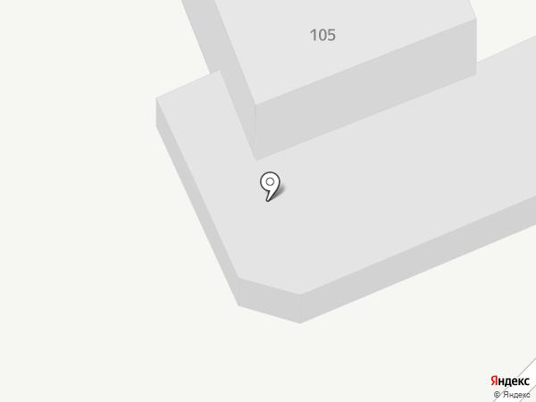 Углемеханизация, ТОО на карте Караганды