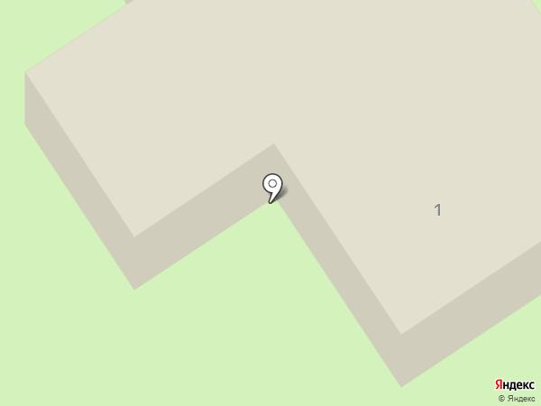 Родничок на карте Лузино