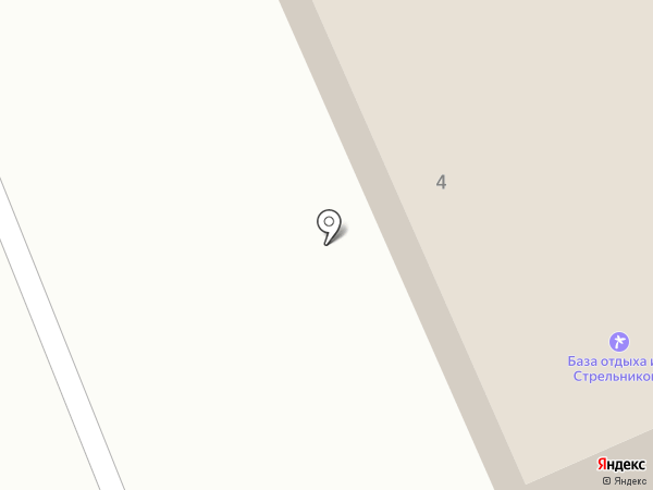 Веселый Роджер на карте Чернолучья