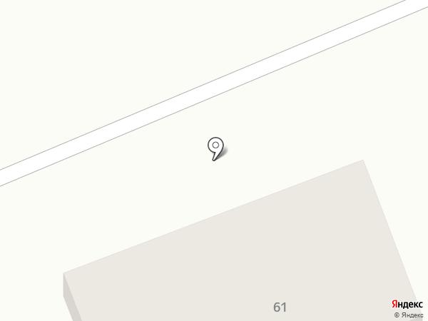 Саир на карте Караганды