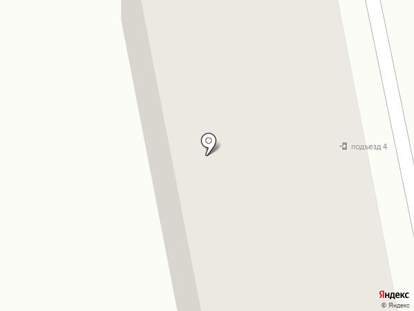 Продуктовый магазин на карте Лузино